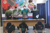Polisi amankan perangkat desa di Rejang Lebong terlibat peredaran narkoba