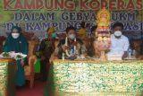 Pemkab OKU Timur luncurkan Kampung Koperasi