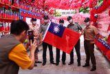 Pemimpin Taiwan: Kami tak akan mau dipaksa tunduk pada China