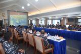 Danlantamal VIII hadiri AKS TNI AL jajaran Koarmada II