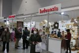 Kerajinan tangan Indonesia dipamerkan di