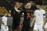 Belanda menang tipis atas Latvia 1-0