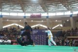 PON XX Papua - Aji Bangkit sang juara Asian Games kalah dari pesilat Kaltim