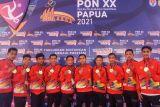 29 cabang olahraga PON XX Papua telah rampung