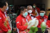 JK meresmikan dua juta vaksinasi bagi Indonesia sehat bersama PMI