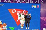 Rekor baru Nurul Akmal diganjar emas PON XX Papua