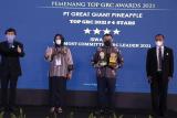 GGP raih dua penghargaan Top GRC Award 2021
