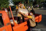 Pelepasan Gerakan Mobil Masker di Makassar