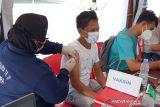 Vaksin di arena pertandingan PON XX Papua jadi pilihan