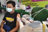 Pemkab Pati targetkan Puskesmas bisa vaksinasi 500 sasaran/hari