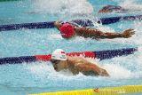 Tim renang Jawa Timur tambah empat emas pada hari kedua PON XX Papua