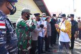 Puluhan polisi dikerahkan amankan kunjungan Gubri ke Meranti