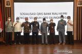 Bank Riau Kepri sosialisasi QRIS ke Pemkot Batam