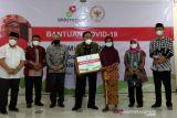 Anggota DPR RI menyalurkan bantuan COVID-19 bagi warga Bantul