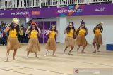 Memahami kemakmuran dalam tarian noken di PON XX Papua