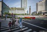Pemerintah turunkan PPKM DKI Jakarta jadi level dua