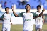 PON XX Papua - Susunan pemain Kaltim vs Jatim di perebutan medali perunggu sepak bola putra