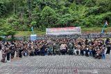 FKPPI Sulawesi Tenggara gelar kemah bakti bela negara