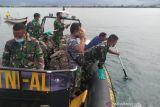 Hujan, angin kencang datang, Lantamal II Padang siagakan kekuatan antisipasi bencana laut