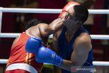 PON Papua - Petinju Kepri peraih emas 2016 terhenti di semifinal tinju putra