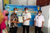 Bupati Pesisir Barat hadiri serah terima lokasi gardu hubung ke PLN UID Lampung