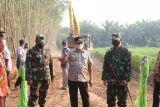 Bupati Lampung Timur hadiri pembukaan karya bhakti TNI Kodin 0429/Lt