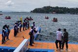 Cabang olahraga selam laut PON  XX Papua mulai bergulir