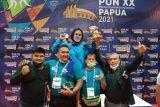 Lima kali ikuti PON, pegulat wanita asal Jambi harus puas tanpa medali emas