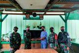 Warga perbatasan RI-PNG serahkan amunisi ke TNI