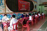 Binda DIY menuntaskan vaksinasi COVID-19 santri Ponpes Baitussalam