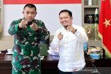 Korem 102/Pjg sambut 387 personel Komcad di Palangka Raya