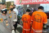 Polisi amankan bandar dan pengedar beserta satu kilogram sabu-sabu