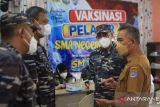1.140 pelajar di Tarakan mendapatkan vaksin COVID-19