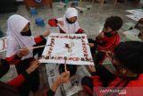 Disdik-Museum Batik Pekalongan latih ratusan siswa SD membatik