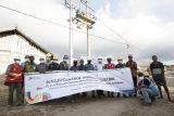 PLN berhasil terangi empat dusun di Pulau Sumbawa