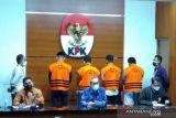 KPK panggil empat anggota DPRD Muara Enim terkait korupsi di Dinas PUPR