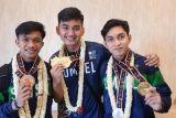 PON Papua - Peraih medali emas anggar Sumsel diganjar Rp300 juta