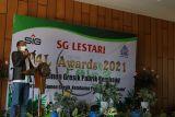 SG Lestari berikan P4L Awards bagi desa berketahanan pangan terbaik 2021