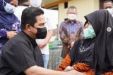 Menteri Erick Thohir: BUMN komitmen sediakan akses berkarya bagi disabilitas