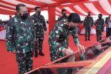 Panglima TNI meresmikan tiga Markas Kogabwilhan dan Monumen Tri Matra