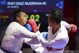 PON XX Papua - Karateka Maya Sheva-Devina Dea bakal pertahanan gelar