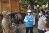 YBM PLN Bima salurkan bantuan untuk korban kebakaran rumah