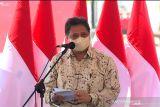 Menko Airlangga apresiasi Presiden Jokowi hadir langsung di KEK Gresik