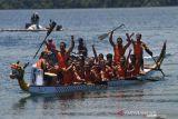 Meski serba terbatas, tim Dayung Kalteng tetap raih emas di PON Papua