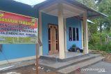 Satgas TMMD ke-112 Kodim Sangihe rampungkan pengecatan gedung gereja