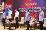 Kantor Imigrasi Sampit dukung akselerasi Indonesia sehat dan pemulihan ekonomi