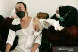 Bogor harus suntik 1,7 juta dosis vaksin agar turun ke level dua PPKM