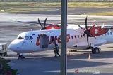 Pesawat Wings Air tujuan Bima mengalami gangguan teknis di udara
