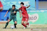 Sepak Bola Putra PON Papua: Aceh Melaju Ke Final Usai Mengalahkan Jawa Timur 2-1