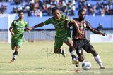 Semi Final Sepak Bola Putra Papua Kalahkan Kaltim 5-1